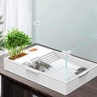 AMOSIJOY Turtle Tank Starter Kit
