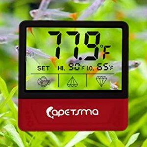 Capetsma Digital Aquarium Thermometer