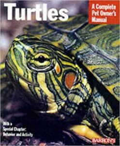Pet Turtle Books