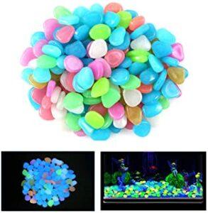 Turtle Tank Pebbles-Glow in the dark
