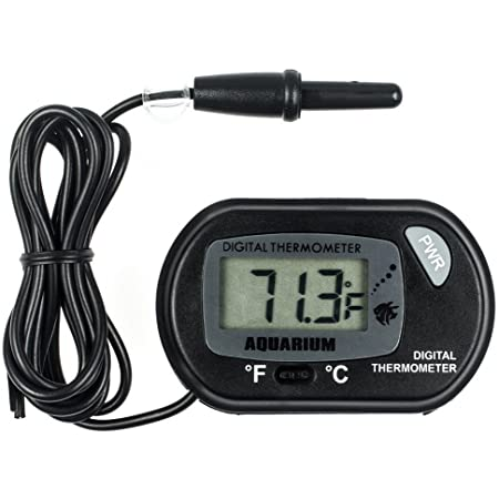 Turtle Tank Thermometer